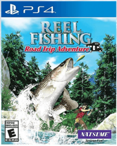 fishing game for ps4