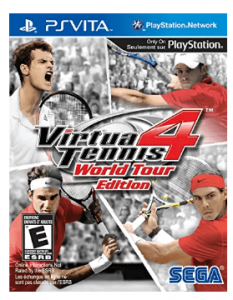 top tennis games for ps4