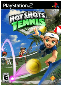 tennis ps4 games