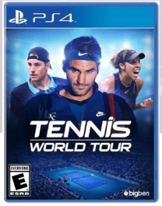 best tennis games for ps4