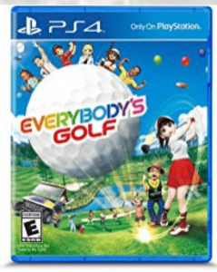 top golf games for ps4