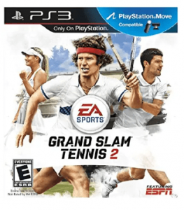 list of ps4 tennis games