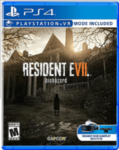 best horror game for ps4