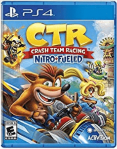 ps4 racing games for kids