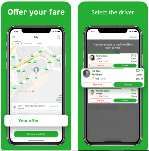 best cab booking apps