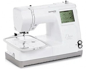 top rated embroidery machine