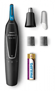 rechargeable nose hair trimmers