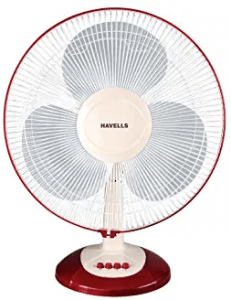 top table fan india