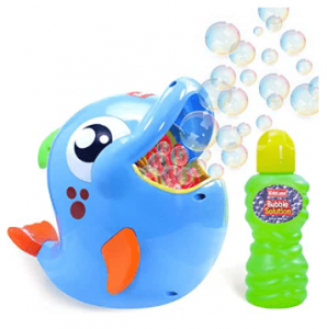best bubble maker machines for toddlers