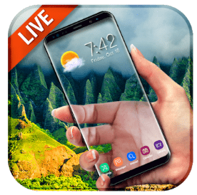 transparent screen apps for android download