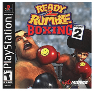 ps4 boxing games