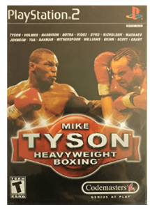 ps4 boxing game
