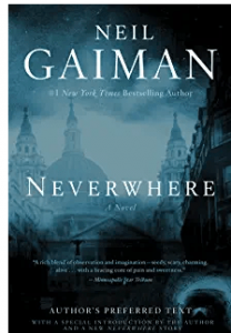 top neil gaiman book
