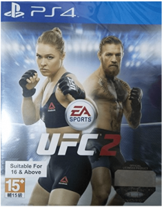 boxing ps4 games