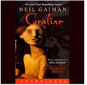 neil gaiman books list