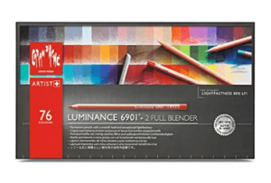 best rated colored pencil for artist