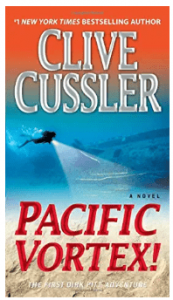 clive cussler books to read
