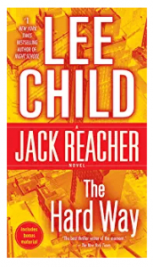 jack reacher series in order