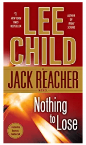 jack reacher books to read