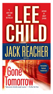jack reacher books in order amazon