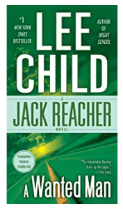 best jack reacher books in order