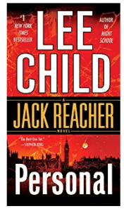 jack reacher books in order