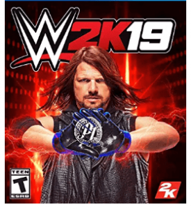 pc wwe games
