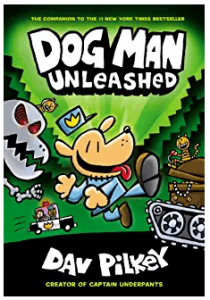 dog man books to read