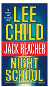 jack reacher bboks