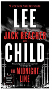 jack reacher books in order to read