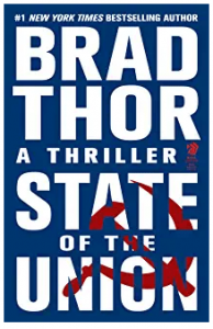 author brad thor books