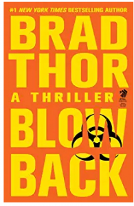 list of brad thor books