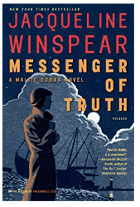maisie dobbs books in order list