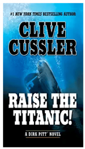 clive cussler best book