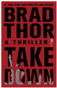 brad thor books in order to read