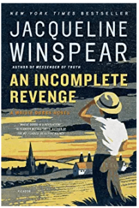 maisie dobbs books list