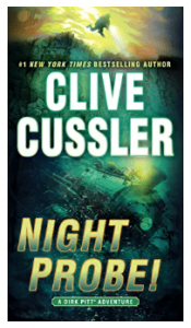 clive cussler books in order list