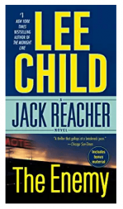 good books of jack reacher