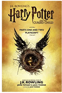 harry potter books to read