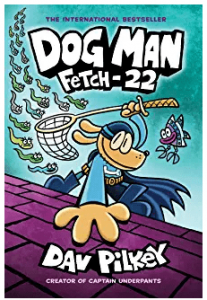 dog man books list