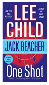 best jack reacher book