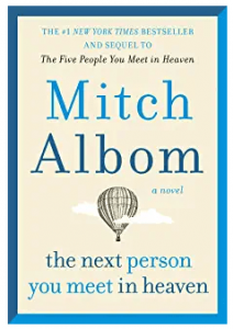 mitch albom books in order to read