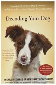 top rated dog training books