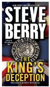 Steve Berry Books List